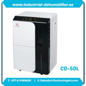 CD-50L dehumidifier reviews by CtrlTech in Dubai, UAE