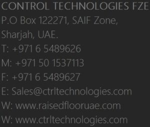 CtrlTech industrial dehumidifier supplier in Dubai