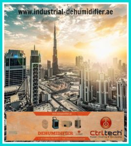 Dehumidifier in Dubai by CtrlTech Dehumidifiers.