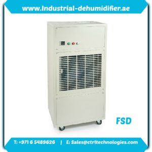 FSD series warehouse dehumidifier of large capacity