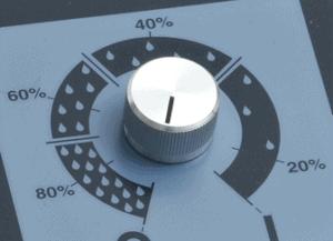 hygrostat of ad 780 dehumidifier