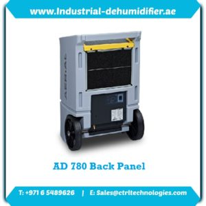 AD 780 dehumidifier to calculating dehumidification load