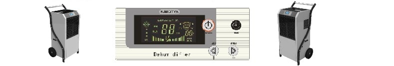 CDM-90L Commercial Dehumidifier in UAE