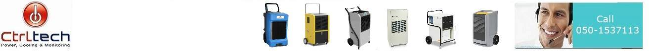 Industrial Dehumidifier in Dubai, UAE.