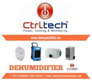 Industrial dehumidifiers supplier in Dubai UAE