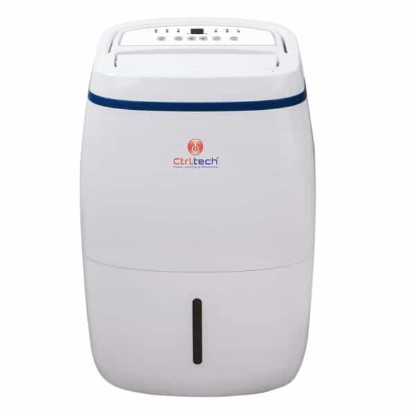 Air dehumidifier with quite and efficient operation.