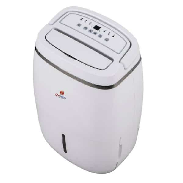 Portable dehumidifier to use as home dehumidifier in Dubai, UAE.