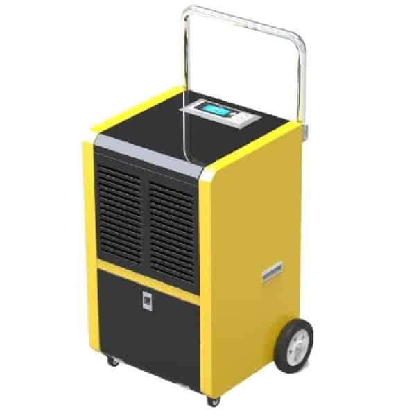 CDM-50L industrial portable dehumidifier Dubai
