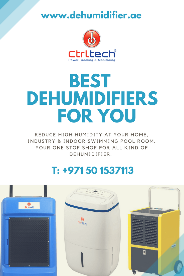 Best Dehumidifier for industrial applications.