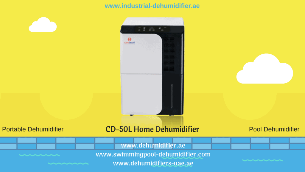 CD-50L Home dehumidifier Sizing