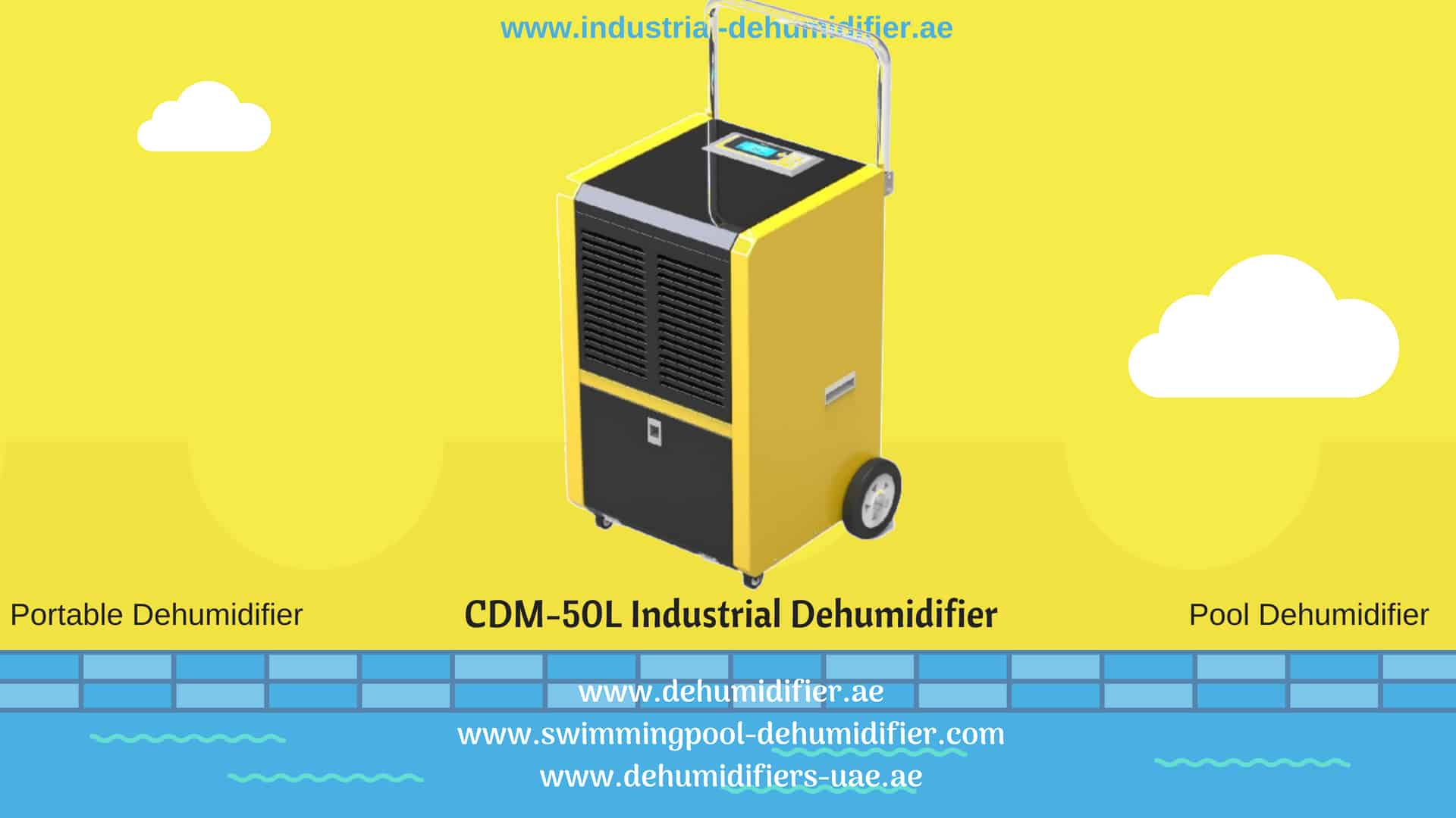 Best Industrial Dehumidifier Dehumidification Solution Uae
