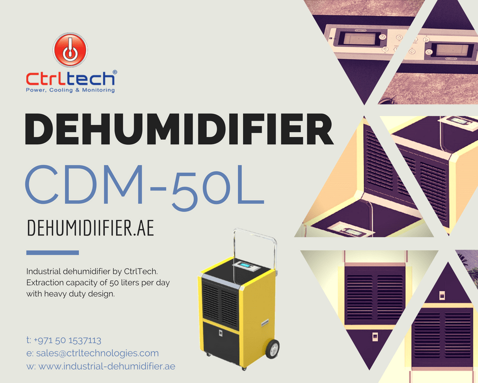 Why best dehumidifier tag for CDM-50L model?