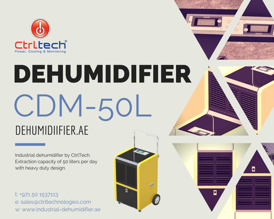 Why best dehumidifier tag for CDM-50L model?