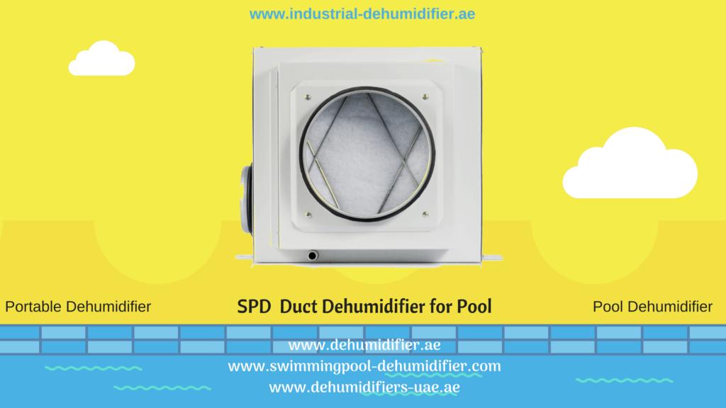 SPD series pool dehumidifier