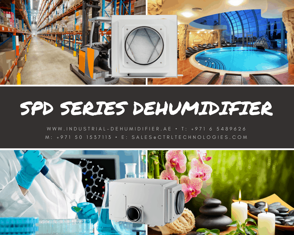 Why Duct dehumidifier for indoor Swimming pool room?
