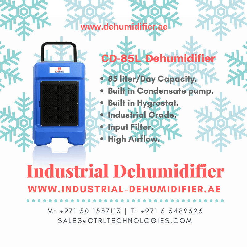 What makes CD-85L industrial dehumidifier a different one?