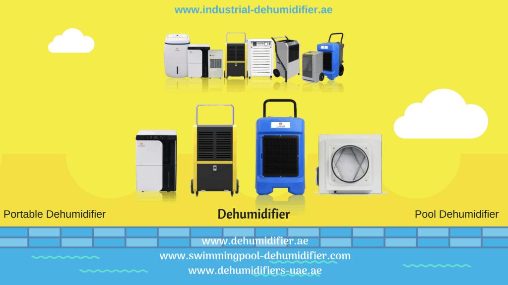 Dehumidifier supplier in UAE